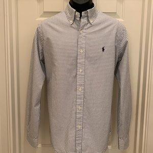 Polo Ralph Lauren Med LS Oxford Dress Shirt